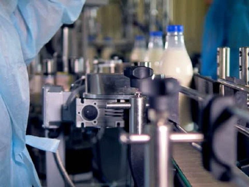 Confezionamento prodotti chimici